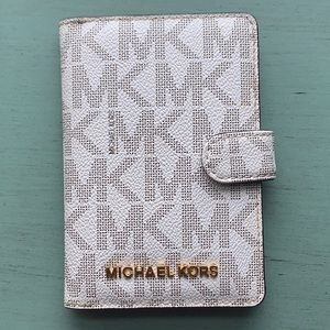 Michael Kors wallet/ passport holder